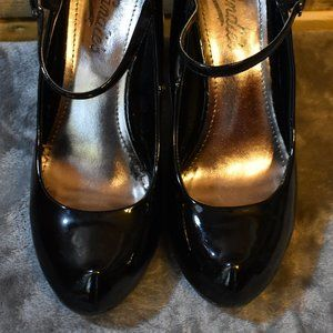 Candie's Mary Jane High Heel Shoes